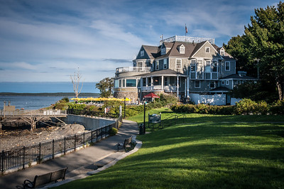 Canada, New England