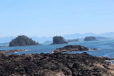Day 12 - Ucluelet beach