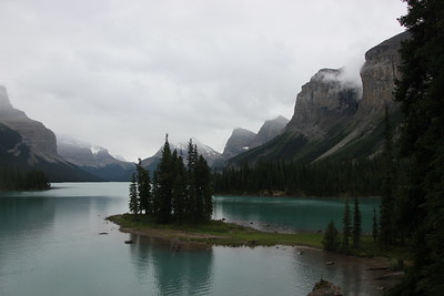 Day 5 - Maligne Lake