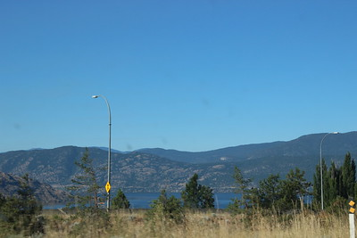 Day 9 - to Kelowna