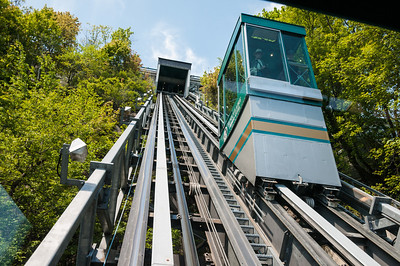 Funicular costs $2.25, and is worth every penny.