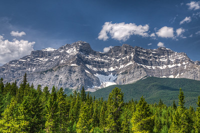 Cascade Mountain, Banff