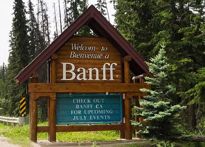 Banff Welcome