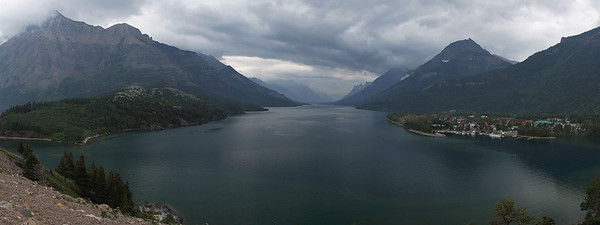 Waterton Pano
