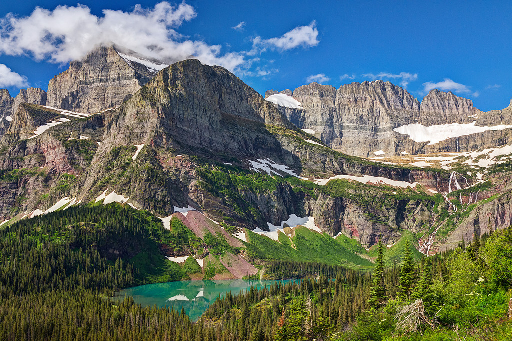 Grinell Lake