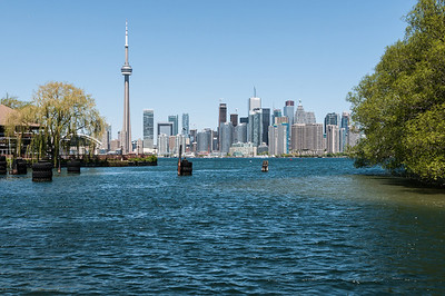 So much of the Toronto skyline is new. I would love to see a picture from this same vantage point taken ten years ago.