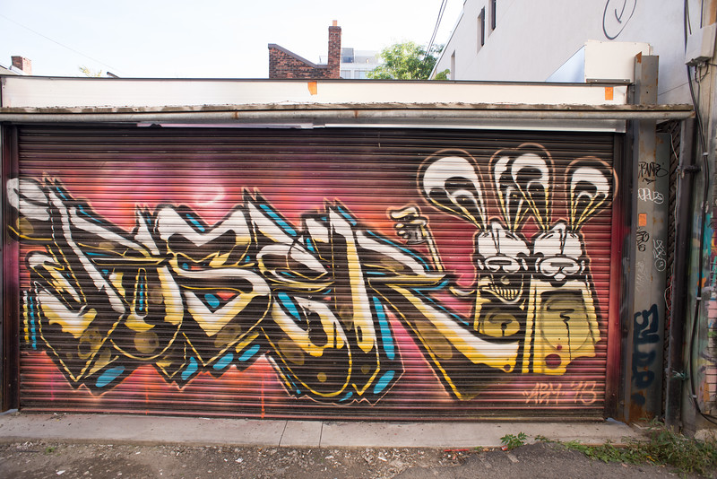 Grafiti Alley