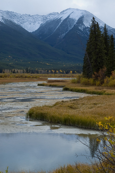 Banff National Park - Rocky Mountains - Vermillion Lakes