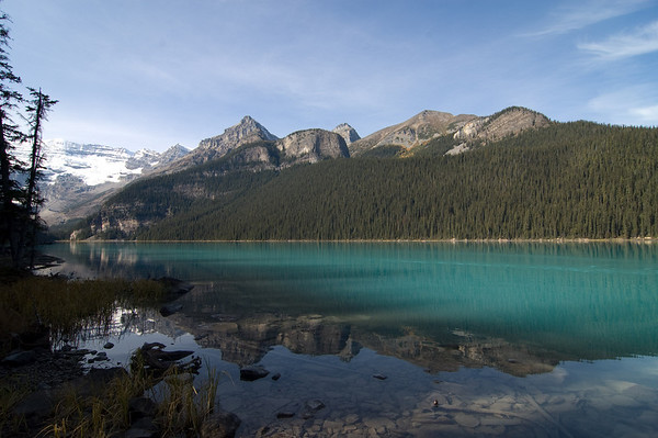 Banff National Park - Rocky Mountains - Lake Louise