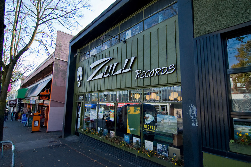 Zulu Records - Best record shop ever