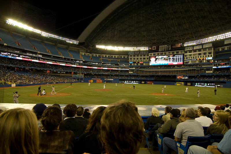 Toronto - Rogers Center - Baseball Toronto Blue Jays vs. Oilers