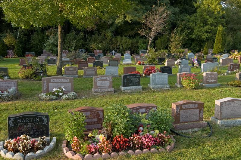 Montreal - Mount Royal - Cementery