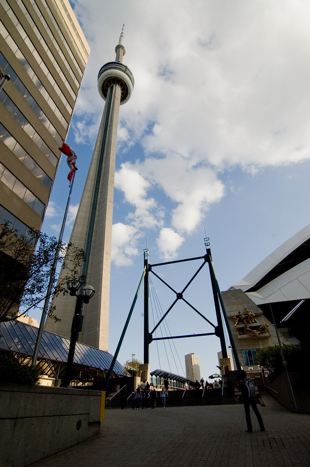 Toronto Downtown - CN Tower