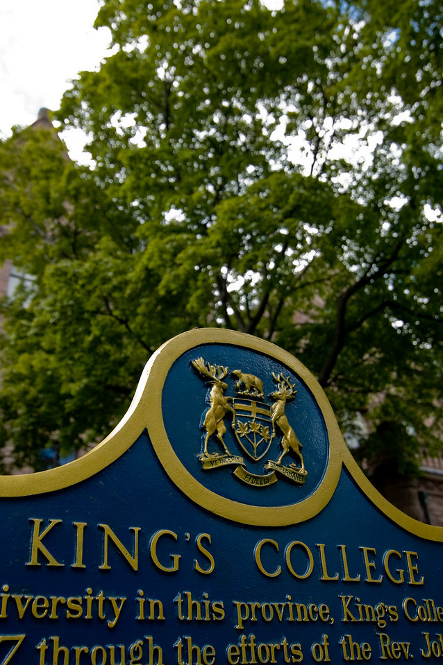 Toronto Downtown - Kings College