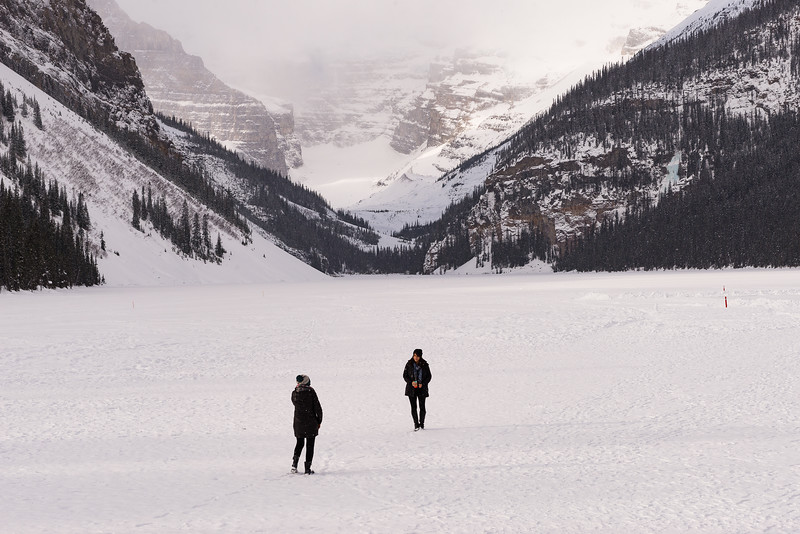 Lake Louise in Banff