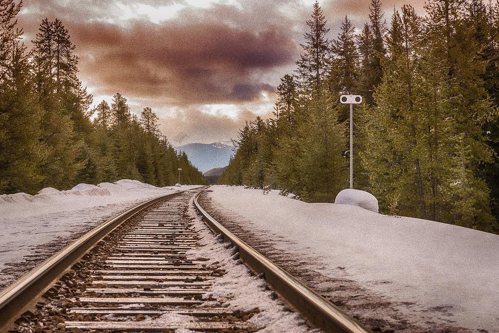 Lonesome Rail