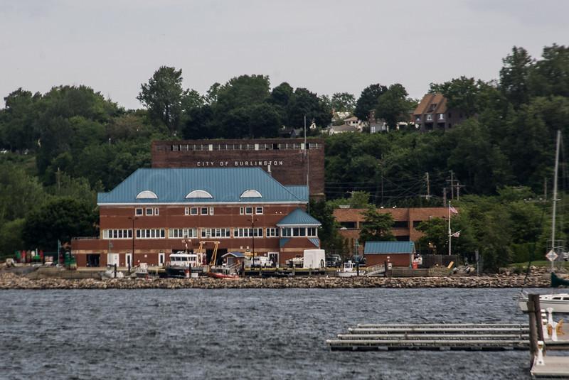 Waterfront, Burlington, VT