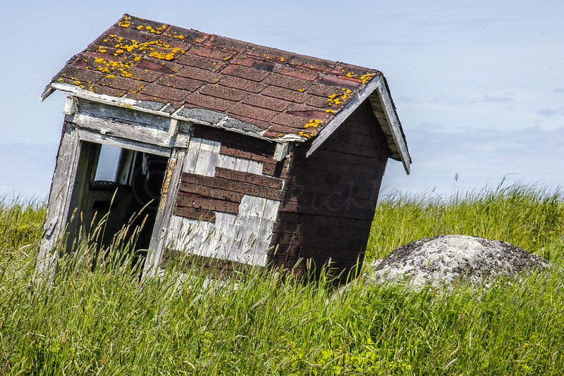 Old shed near Peggy's Cove.