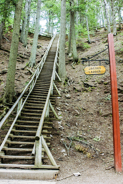 Jacobs Ladder<br /> Truro Park, NS, Can