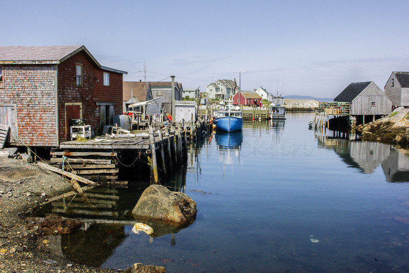 Peggy's Cove, NS, Can