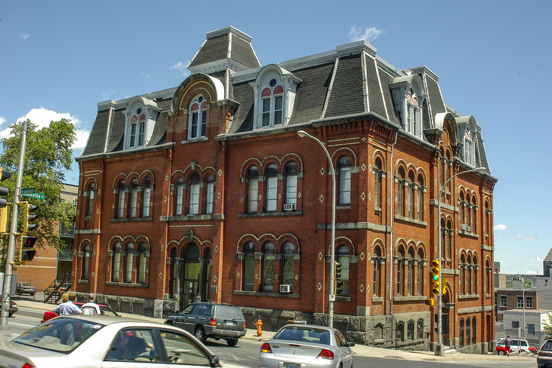 Vistorian building, Halifax, NS