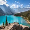 Moraine Lake, Banff National Park, Alberta
