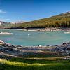 Medicine Lake, Jasper National Park, Alberta