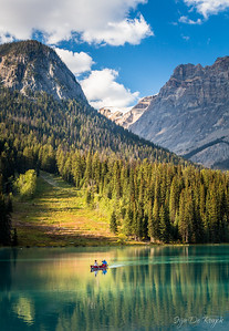 Emerald Lake, Yoho National Park, British Columbia
