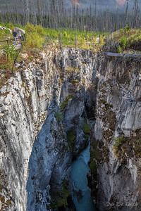 Marble Canyon, Kootenay National Park, British Columbia