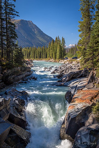 Numa Falls, Kootenay National Park, British Columbia