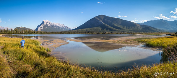 Vermillion Lakes, Banff National Park, Alberta