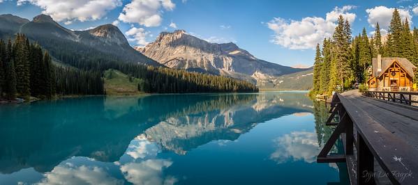 Emerald Lake, Yoho National Park, British Columbia