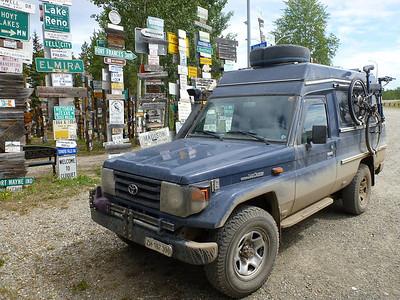 Canada - Yukon & Northwest Terretories