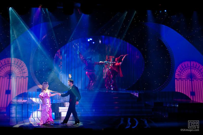"""Sapphire Princess show """"Do You Wanna Dance"""""""