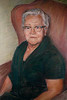 Aunt Doris... painted by her daughter, Bev