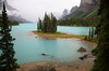 Spirit Island, Maligne Lake, Jasper NP, Canada