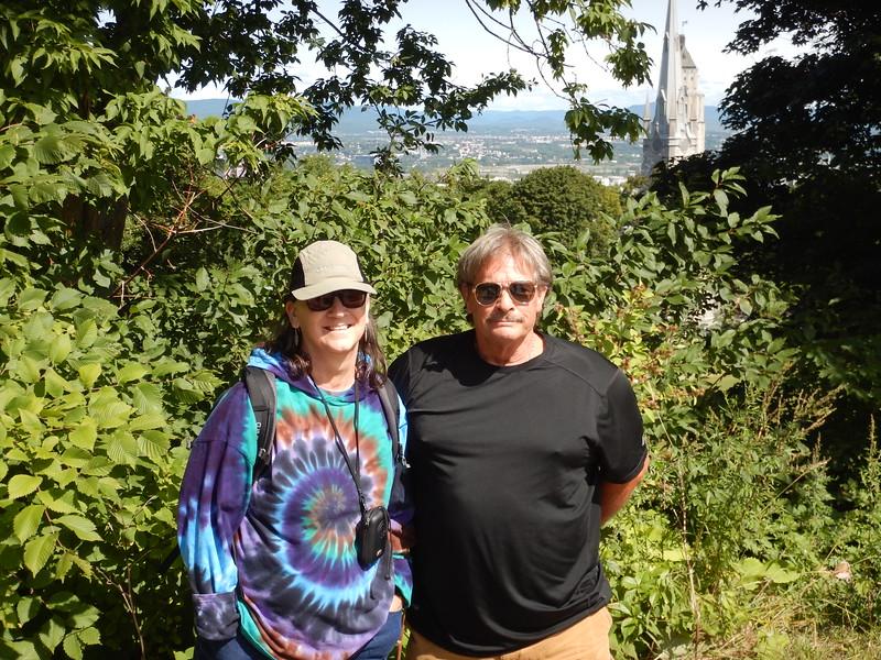 Michelene and Bill