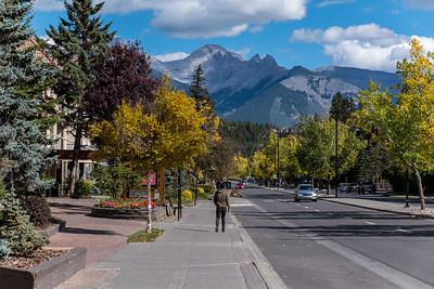 Banff Avenue