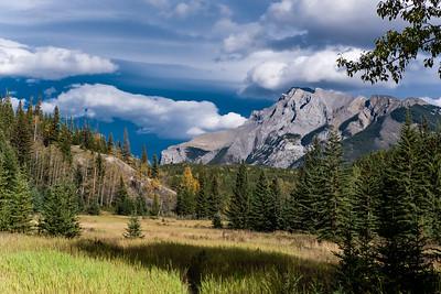 More Banff Mountain Views