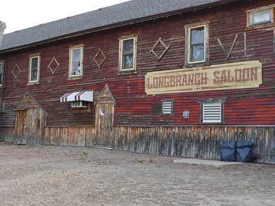 The Longbranch Saloon