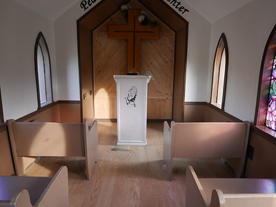 The Pulpit in the Litlle Church