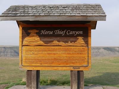 Entrance to Horsethief Canyon