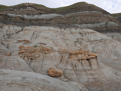 Landscape beside the Hoodoos