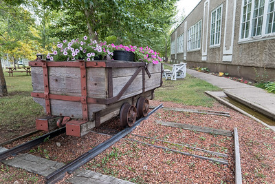 The Coal Railway Car