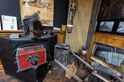 A Miner's Tools