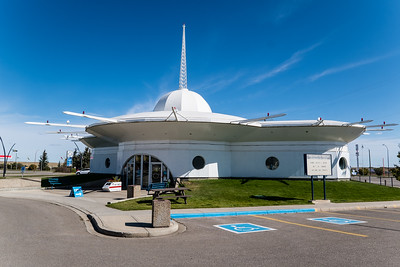 The Vulcan Star Trek Centre / Tourist Information Centre