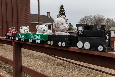 The Teddy Bear Express