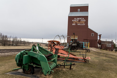 Yesterday's Farm Equipment