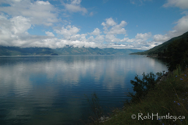 Kootenay Lake, British Columbia.
