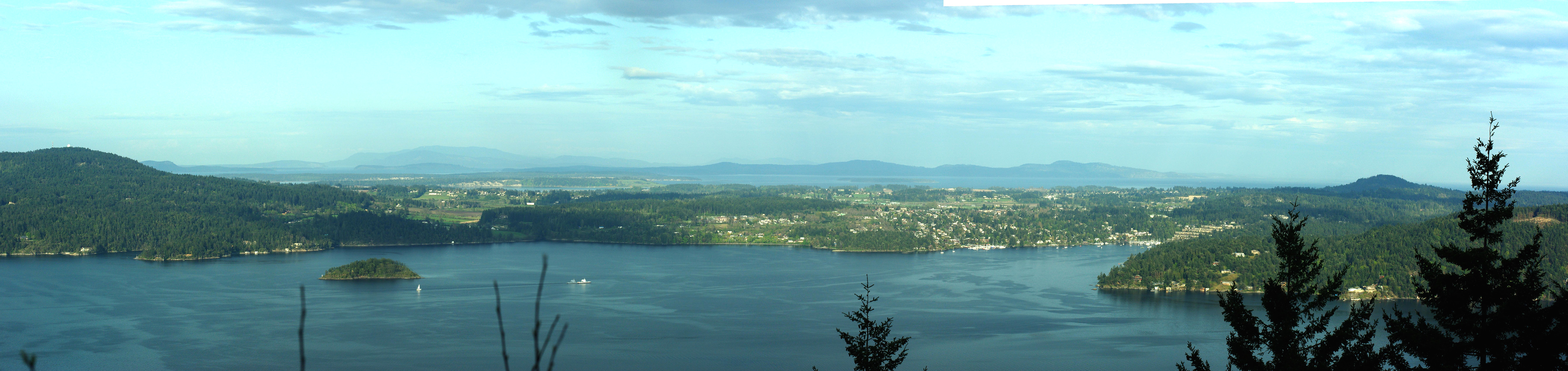 Malahat Scenic Lookout